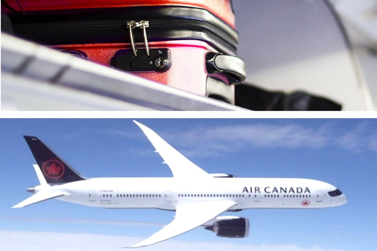 Air Canada installe des gabarits automatisés pour bagages de cabine