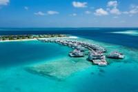 Ouverture d'une «adresse époustouflante» aux Maldives