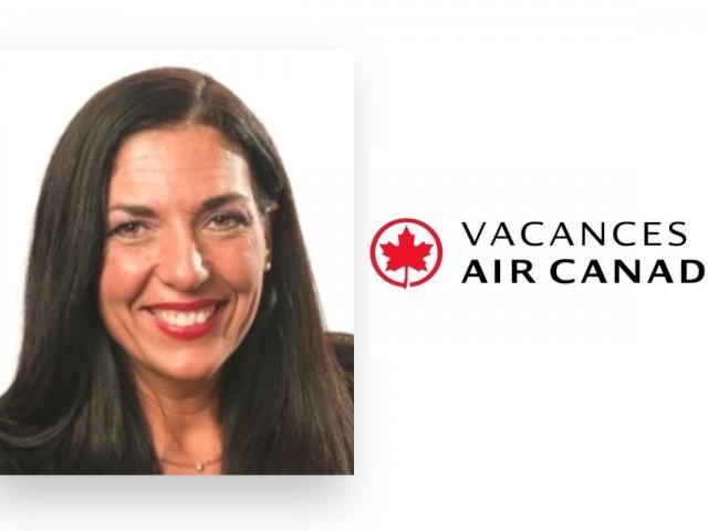 Helena Silva Inacio de retour chez Vacances Air Canada