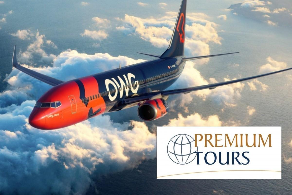 Premium Tours volera sur les ailes de OWG vers Fort Lauderdale