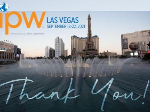 L'IPW 2021 a réuni plus de 2600 participants de 52 pays à Las Vegas