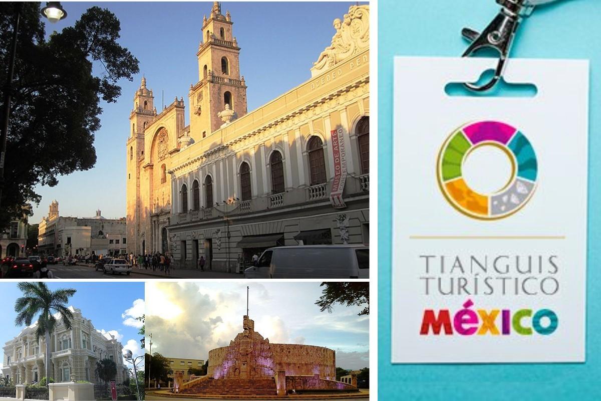 Mérida accueillera le Tianguis du 16 au 19 novembre