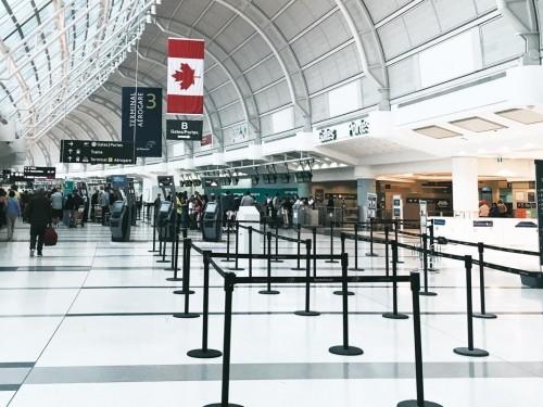 C'est la «Semaine de la sécurité dans les aéroports canadiens»