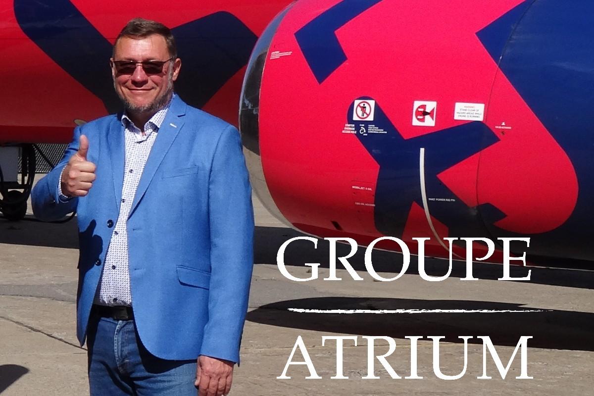 Congrès du Groupe Atrium : en avant toute vers la relance !