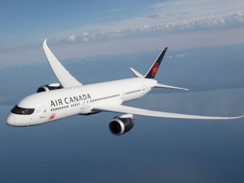 Air Canada rétablit le service entre le Canada et l'Inde