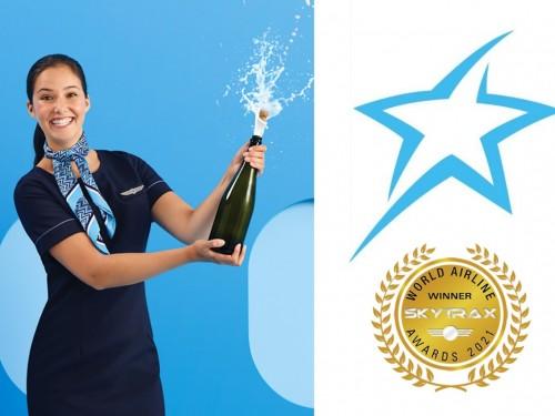 Air Transat remporte à nouveau le titre de Meilleure compagnie aérienne de loisirs au monde