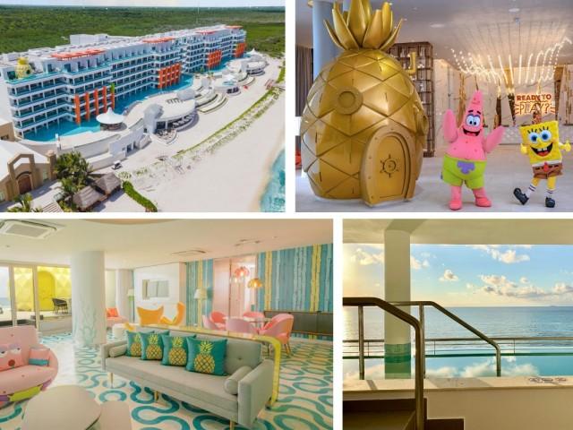 Des pros découvrent le nouveau Nickelodeon Riviera Maya dans le cadre du 14e GIVC de Karisma