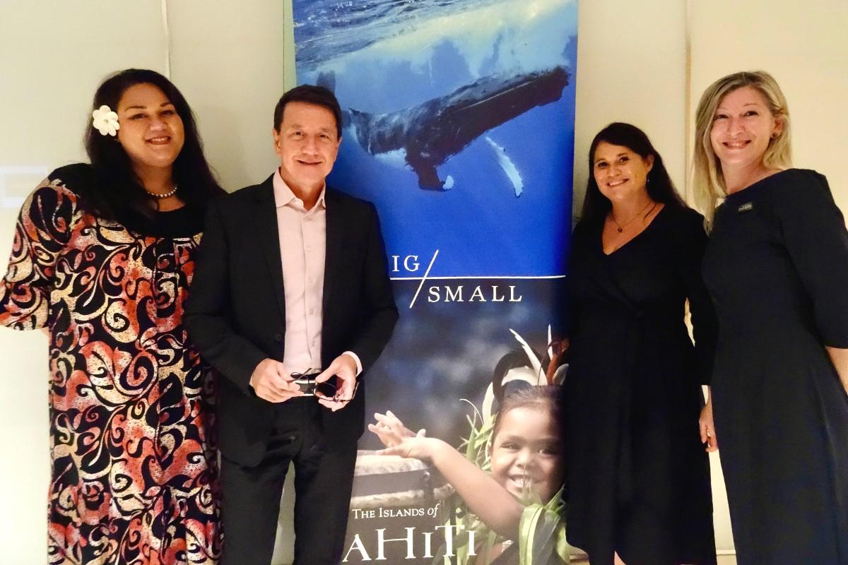 Tahiti Tourisme rappelle ses charmes (en présentiel) à ses partenaires / Transat : Marie-Ève Charbonneau promue chef des groupes, Québec et Ottawa