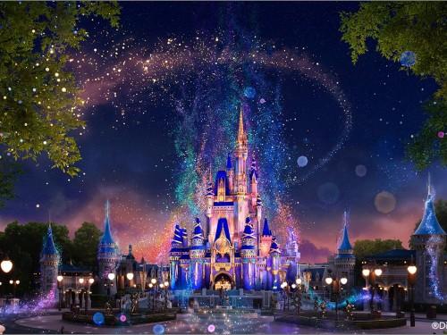 PUBLI-VIDÉO :  50e anniversaire du Walt Disney World Resort