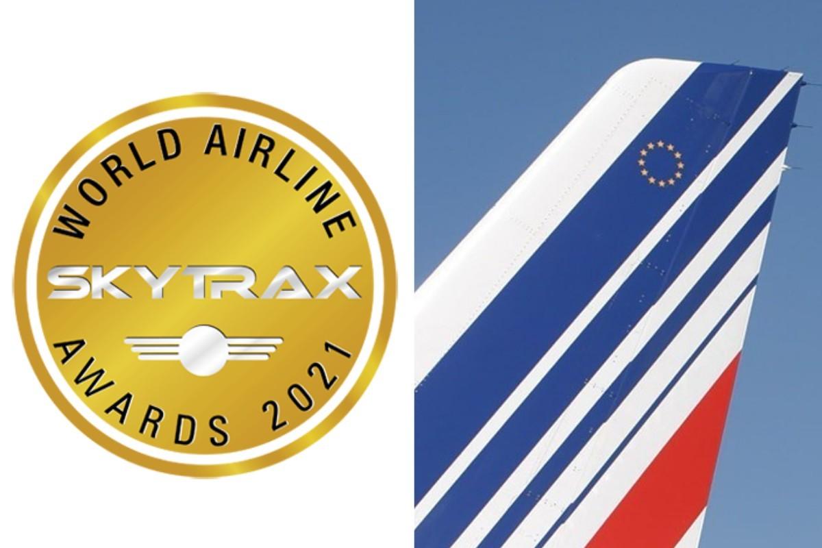 Air France décroche quatre récompenses au classement Skytrax World Airline Awards 2021