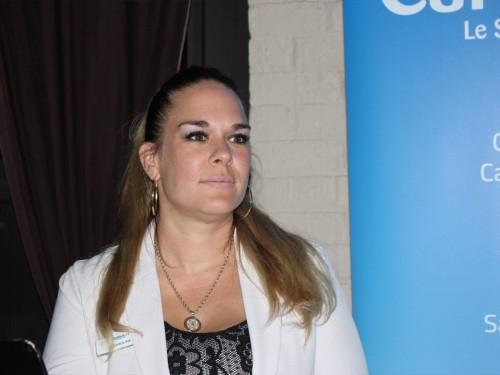 Caroline Gagnon quitte Caribe Sol