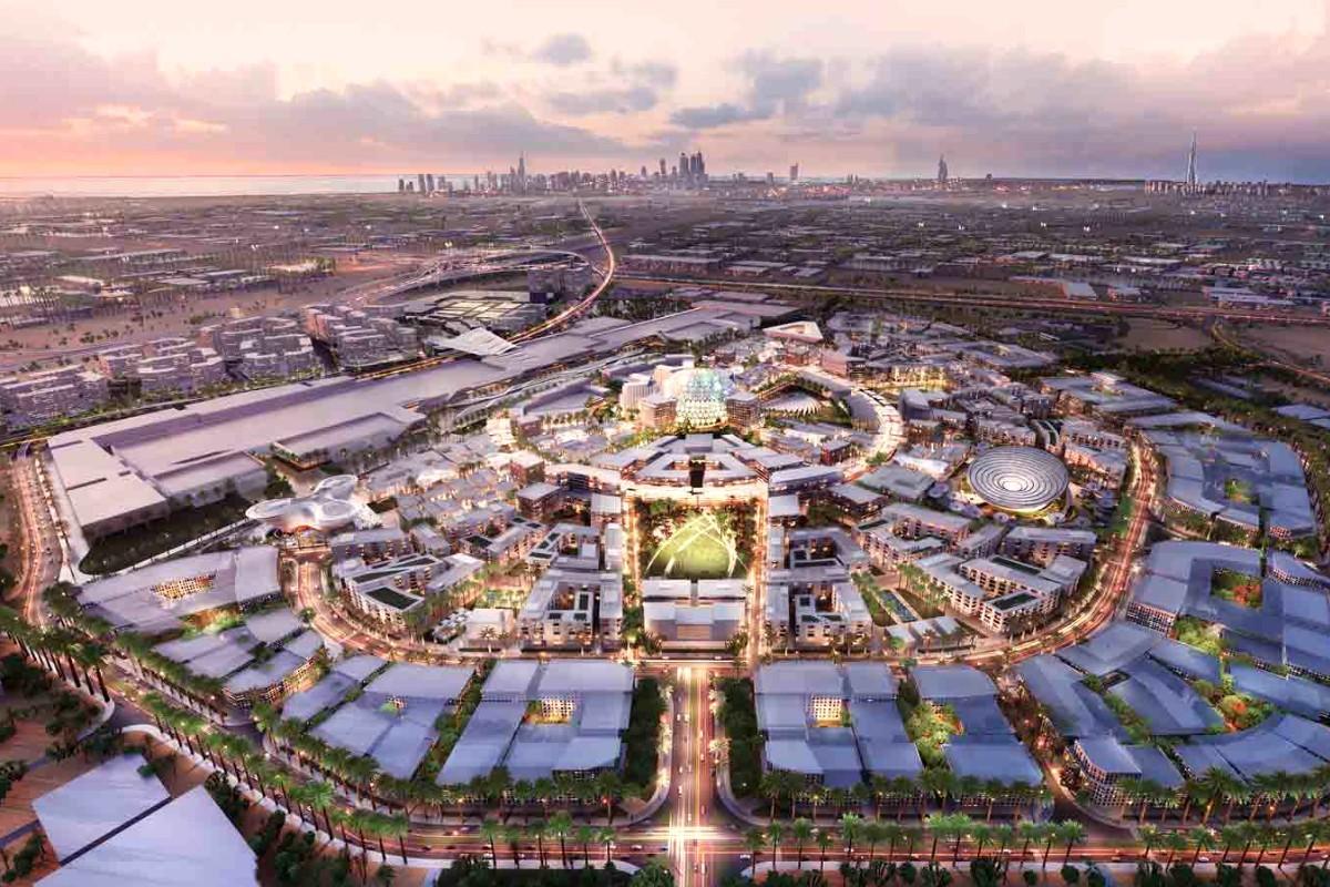 Expo 2020 Dubaï est lancée ! C'est le 1er événement public d'envergure depuis la pandémie