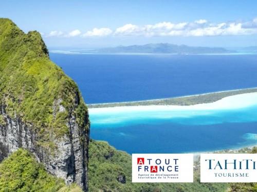Atout France et Tahiti Tourisme vous convient à un webinaire pro