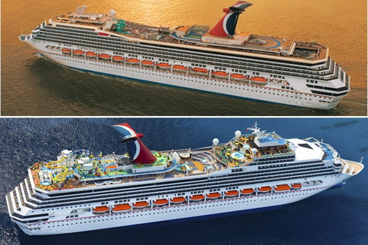 Carnival dévoile ses plans de redémarrage de navires pour janvier et février