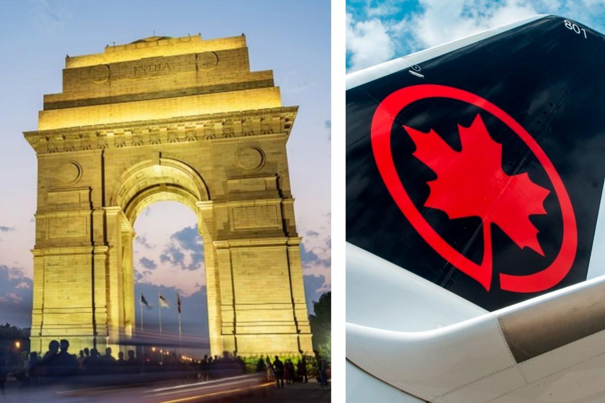 Air Canada lance un service sans escale Montréal-Delhi