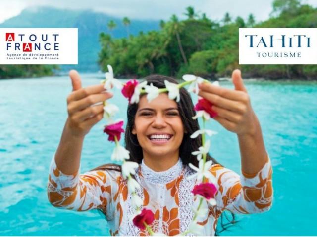 À revoir en ligne : le webinaire de Tahiti Tourime et Atout France