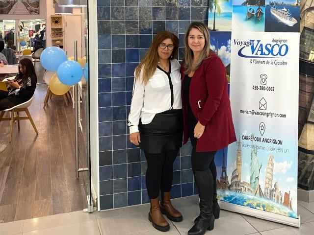 Une nouvelle agence Vasco ouvre ses portes : Voyage Vasco Angrignon