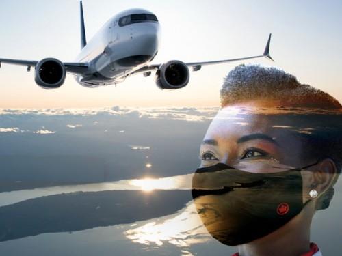 Nouveau programme «Laissez moins» : Air Canada pave la voie aux voyages d'affaires durables