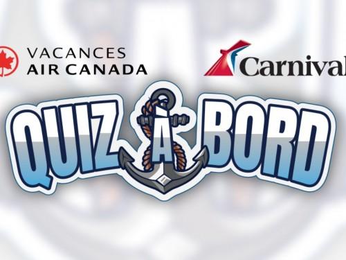 Vacances Air Canada lance le jeu en ligne «Quiz à bord»