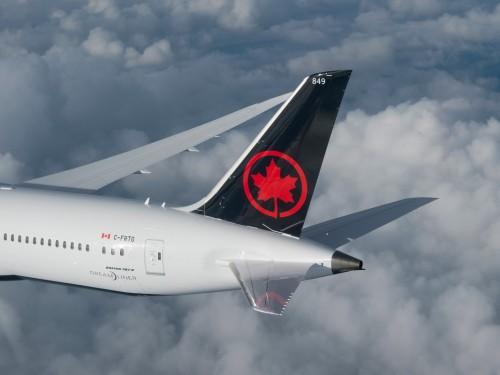 Air Canada offrira deux nouvelles liaisons entre Québec et l'Ouest canadien l'été prochain