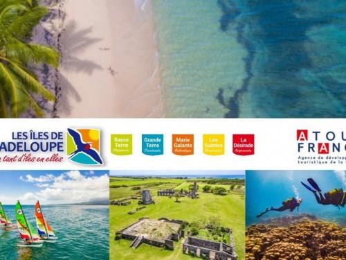 Les pros conviés aux rencontres virtuelles sur les Îles de Guadeloupe