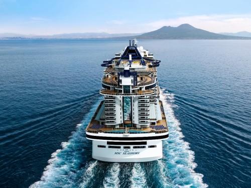 MSC accueillera les Canadiens à bord de ses navires dès novembre