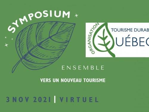 Symposium virtuel «Ensemble vers le tourisme de demain» : les inscriptions ouvertes jusqu'au 28 octobre