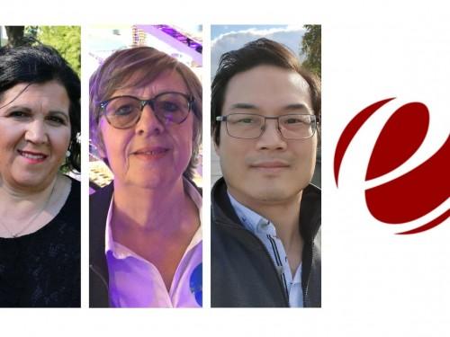 Trois nouvelles agences joignent VED