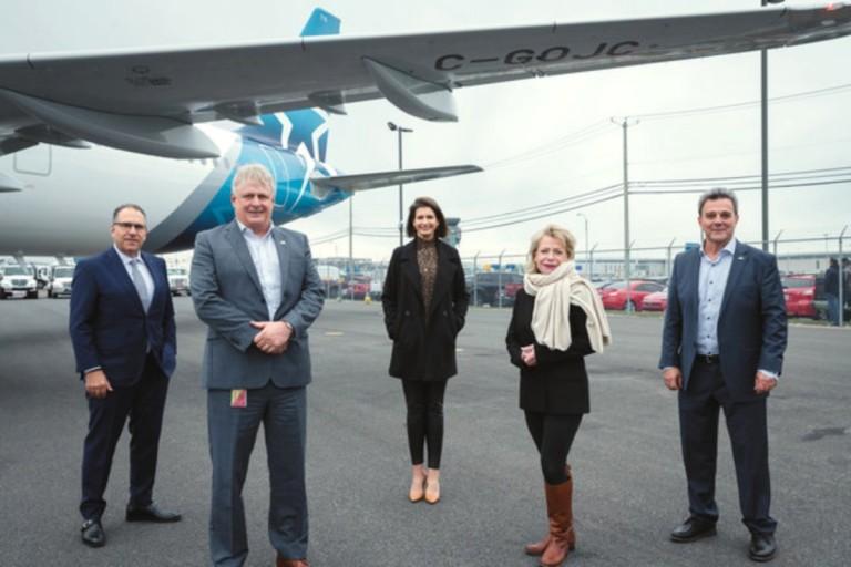 Air Transat volera sans escale entre Québec et Londres